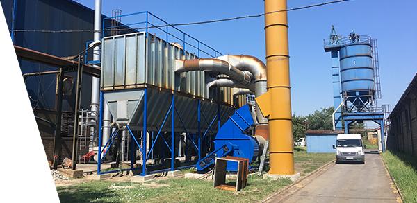 Promatik Projekat industrijske filtracije