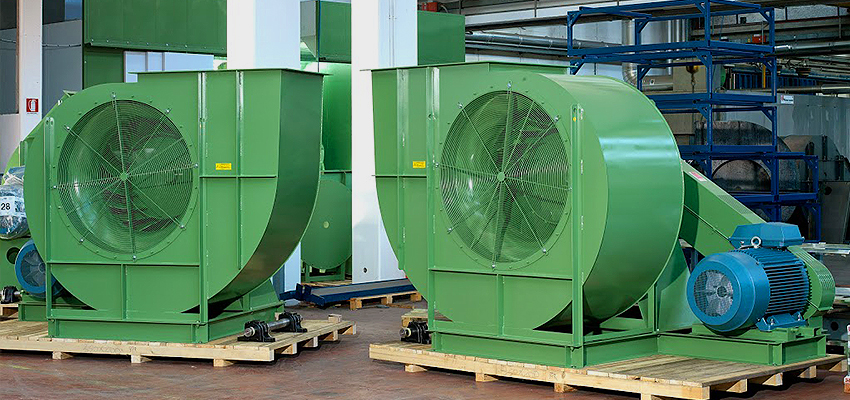 Euroventilatori industrijski ventilatori