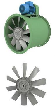 Euroventilatori industrijski ventilator