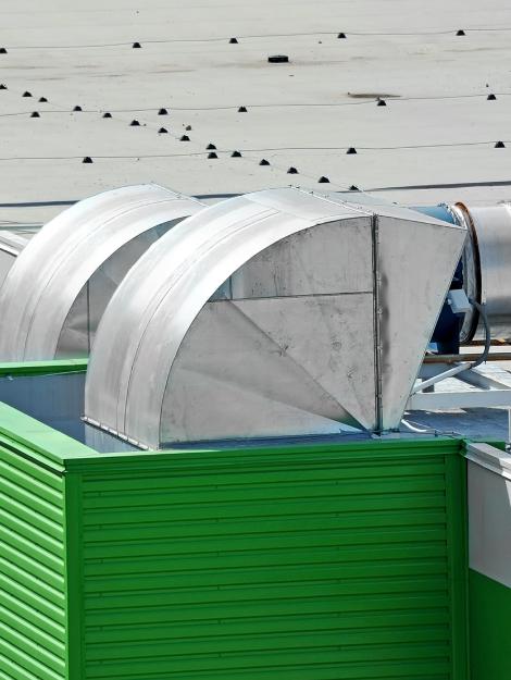 Industrijski ventilatori visokih performansi